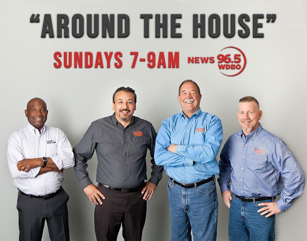 Around The House Radio Show