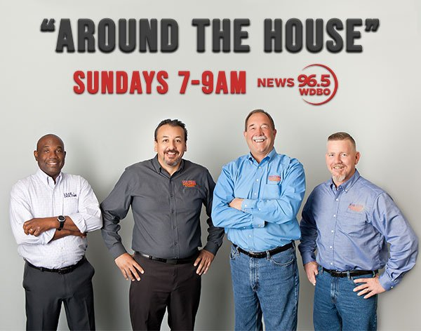 Around The House Radio Hosts