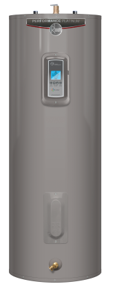 Performance Platinum High Efficiency Electric 50 Gallon Electric EcoNet Enabled Water Heater with 12 Year Limited Warranty